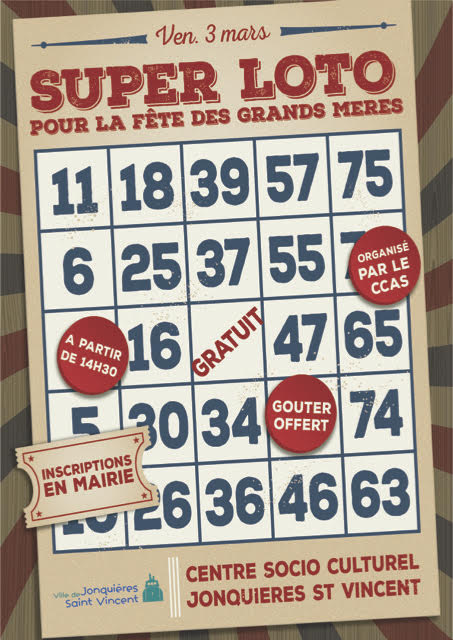 F te des grands m res jonqui res saint vincent - Fete des grands meres 2017 date ...
